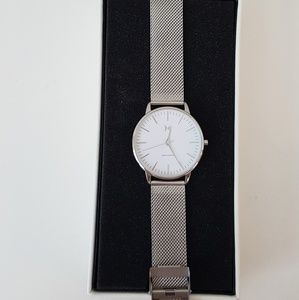 Boulevard Mesh Strap Watch, 38mm